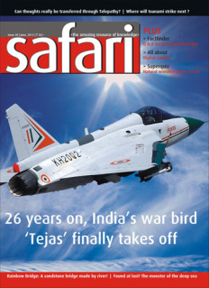 Latest Safari Magazine Gujarati Pdf