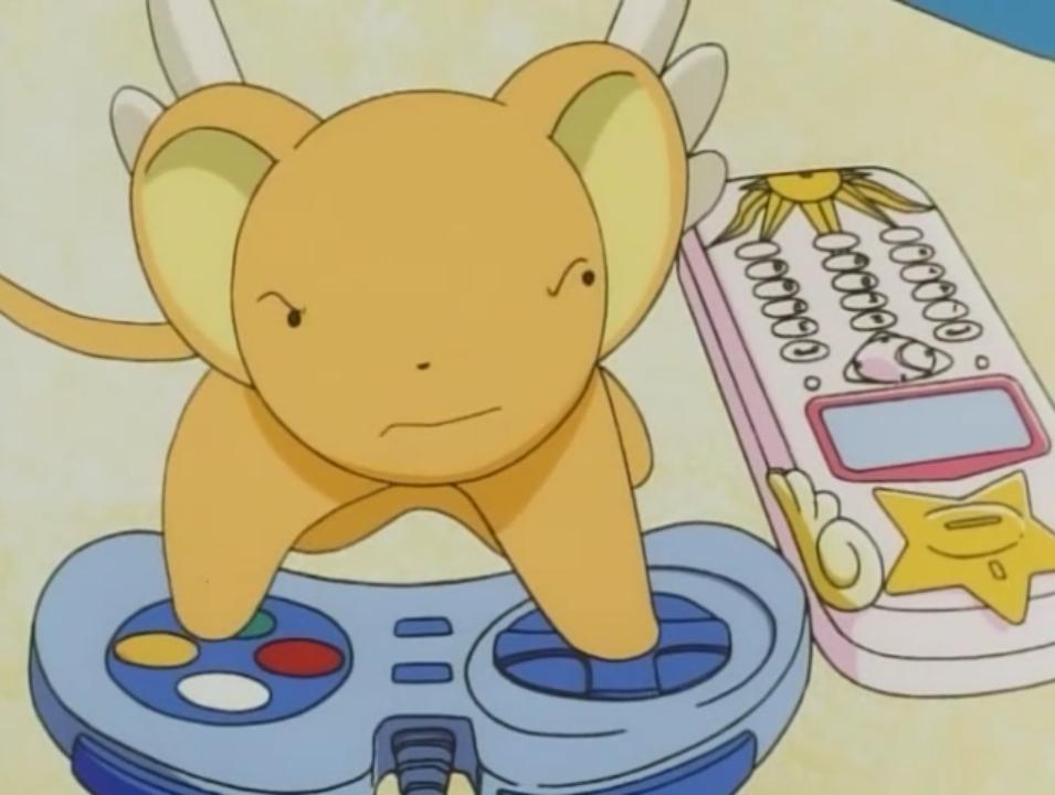 Goomba Reviews Sakura Card Captors