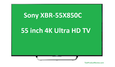55 inch 4K Ultra HD TV