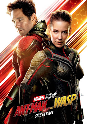 Ant Man And The Wasp 2018 Dual Audio 720p WEB-DL 600Mb HEVC x265