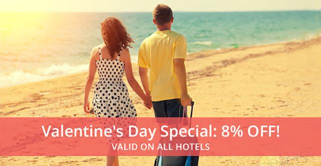 情人節優惠碼!連鎖酒店都用得,Otel .com 限時72小時【92折優惠碼】 Discount Code,有效至2016年2月14日。