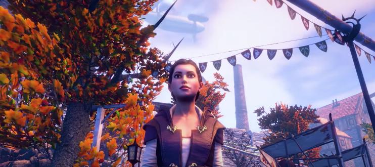 Dreamfall Chapters nos muestra sus mundos en un nuevo tráiler, a la venta 5 de mayo
