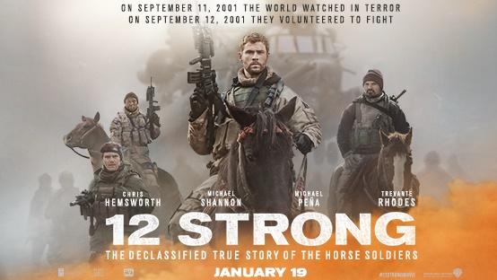 film terbaru januari 2018 12 strong