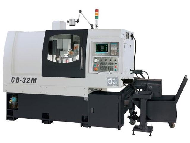 Những đặc trưng cơ bản của máy tiện CNC