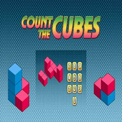 Count The Cubes: Brain Training Game