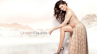 Urvashi Rautela Super Sexy Sleekly Legs