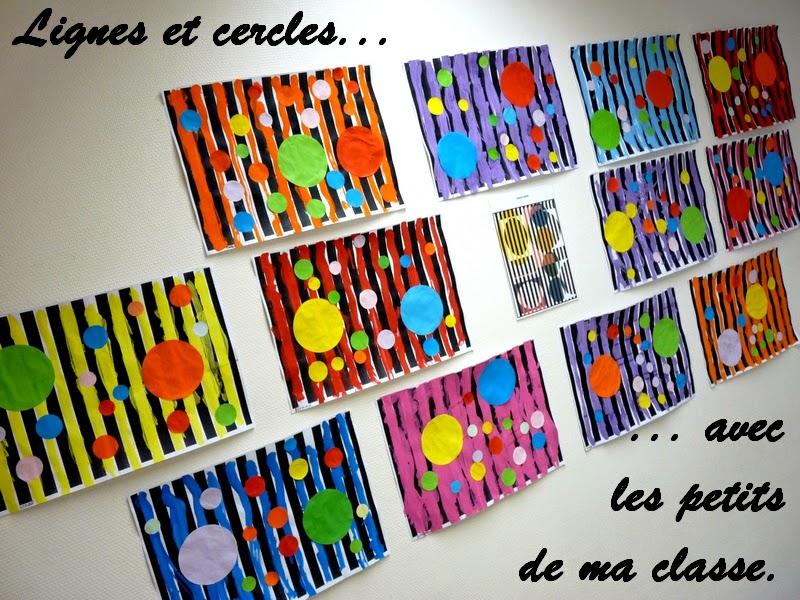 Le journal de chrys lignes en petite section for Journal art et decoration