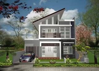 Desain Rumah Dengan Gaya Minimalis Modern