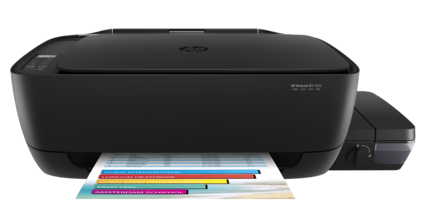 HP DeskJet GT 5820 All-in-One Printer Drivers