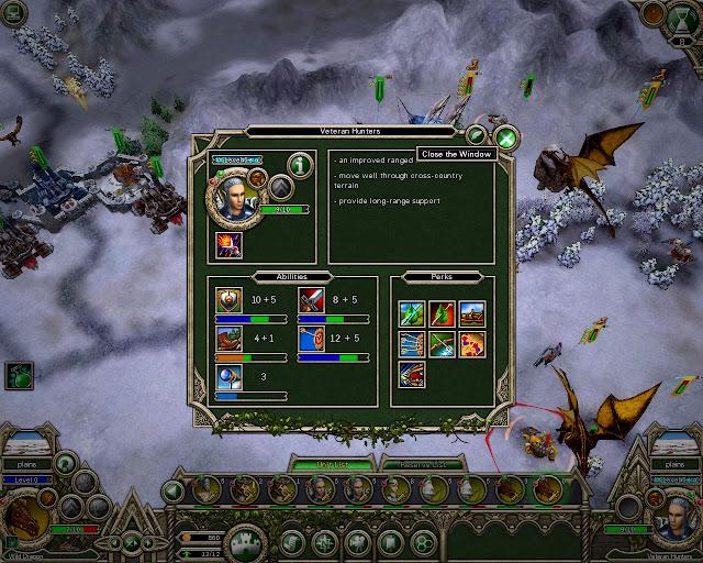 Archer Unit screenshot | Elven Legacy