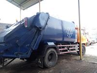 Garbage Compactor Truck, trouble shooting kerusakan hydraulic