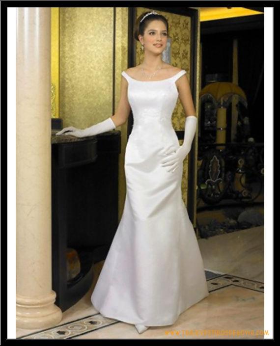 94265c216 Vestidos de Novia Elegantes con Estilo y Distincion  Vestidos de ...