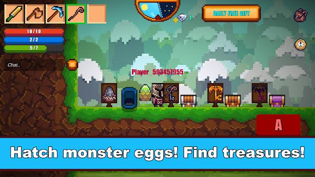 Pixel Survival Game 2 v1.11 Apk Mod [Dinero]