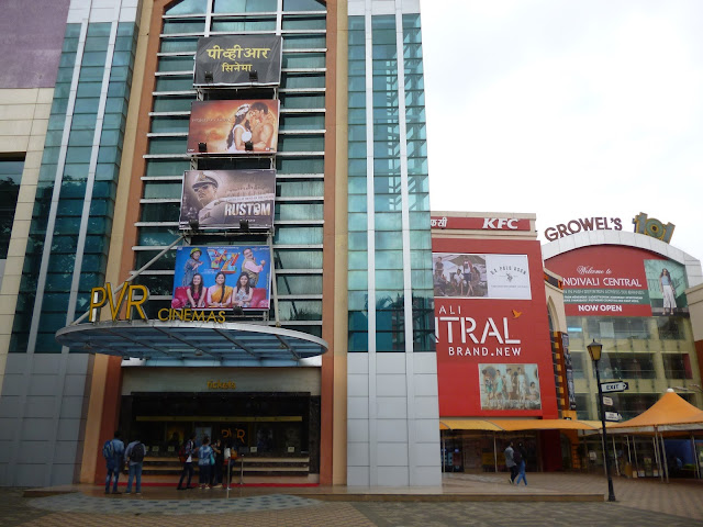 PVR Cinemas Launches Multiplex at Growel's 101 Mall