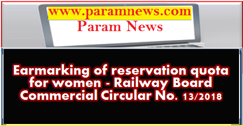earmarking+of+reservation+quota+for+women+paramnews