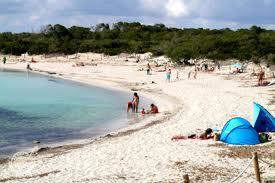 Naturisme vakantie tips: Naturisme vakantie Cala Mesquida