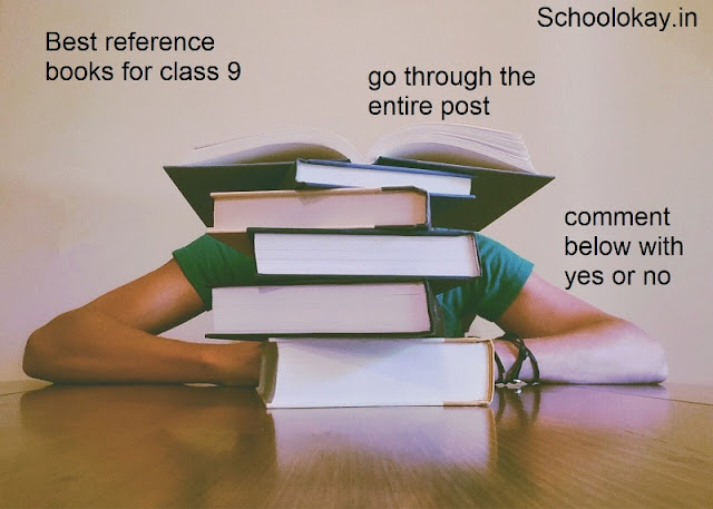 reference books class 9