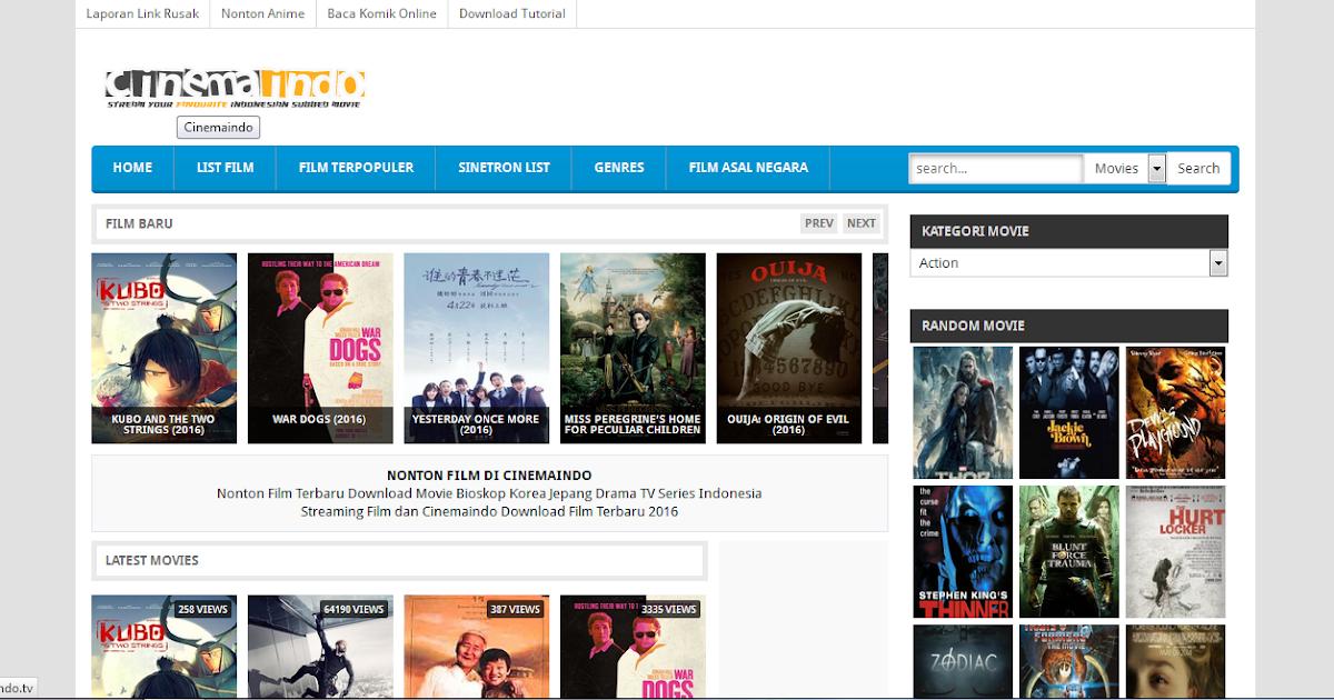 3 situs download drama korea lengkap dengan subtitle