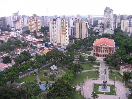 Belém, Capital do Estado do Pará