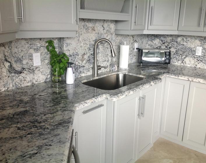 Foundation Dezin & Decor...: Granite Kitchen Beauty & Grace.