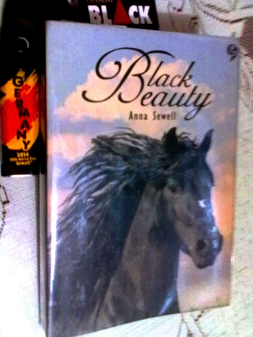 Novel Black Beauty Anna Sewell