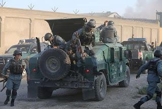 Mantap Pasukan Afghanistan Pukul Mundur Militan Taliban - Naon Wae News
