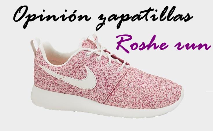 the best attitude 6d390 54352 Zapatillas nike roshe run