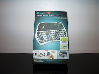 Análise Teclado Rii Mini One i28 1