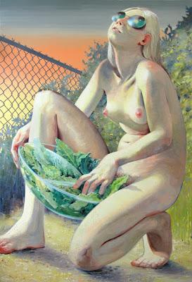 Salad Lover (2016), Robin F. Williams