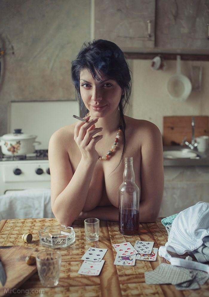 Những tác phẩm nhiếp ảnh khỏa thân xuất sắc của David Dubnitskiy (437 ảnh)