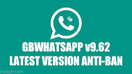 Download GBWhatsApp v9.62 Latest Version Android [Unofficial]