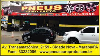 PNEUS OURO PRETO - MARABÁ/PA