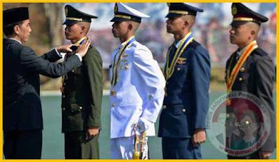 Info Rekrutmen Calon Prajurit TNI Tahun 2017