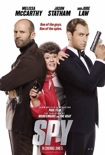 SPY: Una espía despistada 1080p Latino