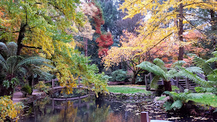 Alfred Nicholas Memorial Gardens, Grants Picnic Ground