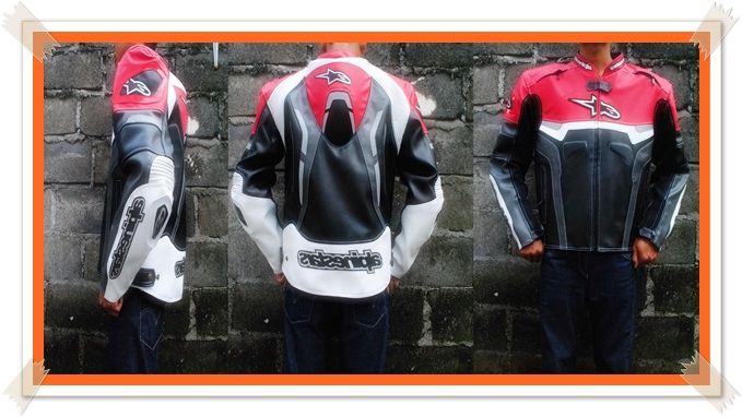 model jaket touring alpinestar