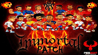 New Mod PES2019 For PES2017 by Immortal
