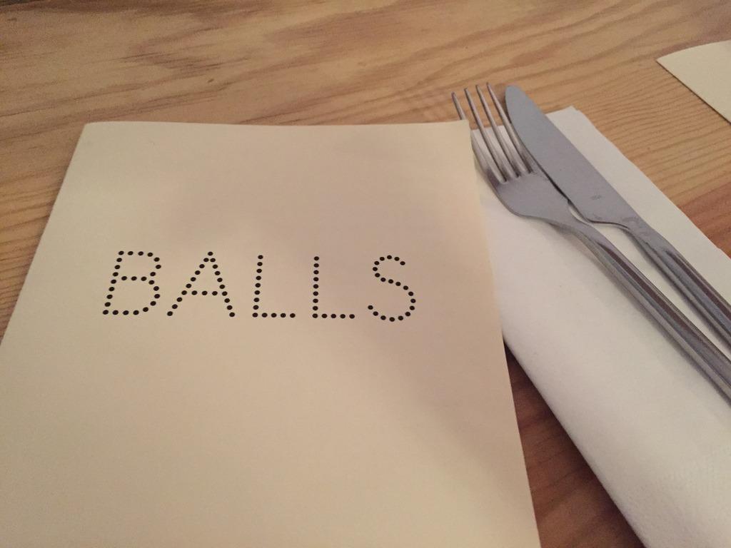 Balls Paris