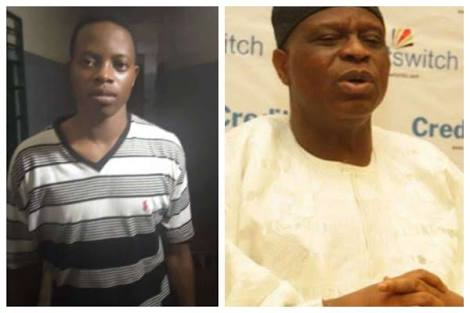 I Killed Chief Bademosi Because Of Money - Suspect Opens Up