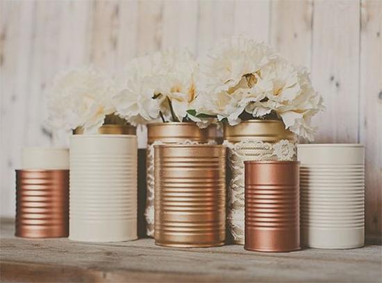 latas decoradas, latas recicladas, enfeite Natal, enfeite, a casa eh sua, acasaehsua, upcycling, reciclagem, faça você mesmo, diy,