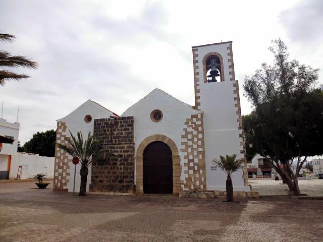 Tuineje, pueblo de Fuerteventura