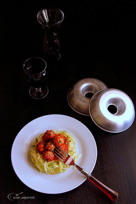 Cocina compartida - Acompanamiento para albondigas ...