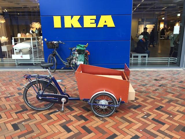 Lastenrad-Service von Ikea: Saubere Sache, aber saulangsam