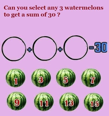 Out of Box Thinking Maths Puzzle