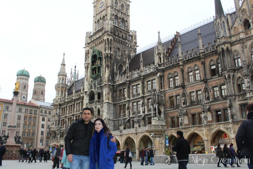 Münih Şehrinde Muhakkak Gezilmesi Gereken Yerler!-Münih