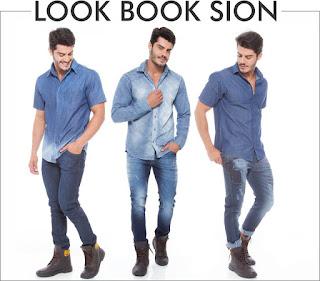 Jeans masculino no atacado