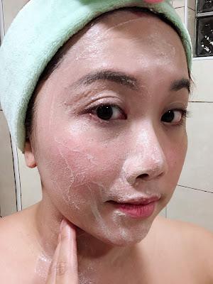April Skin金盞花面膜及魔法石洗臉皂