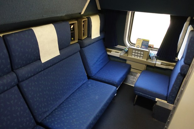The BRG Deals Blog: Riding Amtrak: Sleeper Accommodations