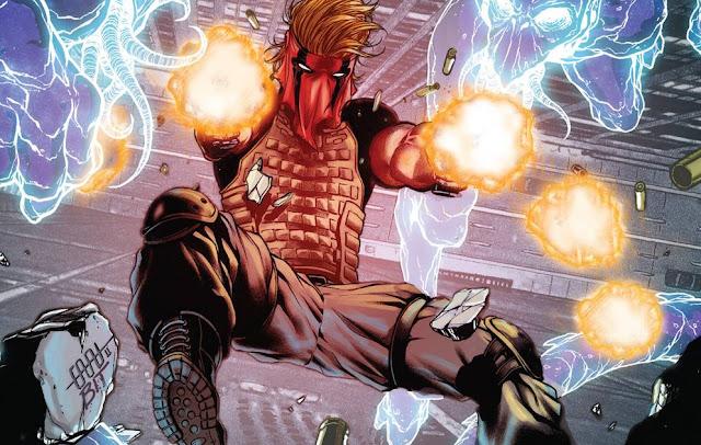 Mengenal Grifter (Cole Cash), Jagoan Wildstorm yang Kini Milik DC Comics