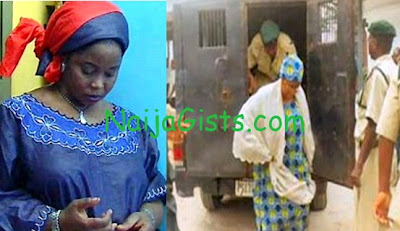 wunmi arrested by ndlea